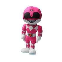 Power Ranger knuffel 50cm roze