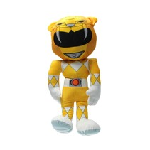 Power Ranger knuffel 50cm geel