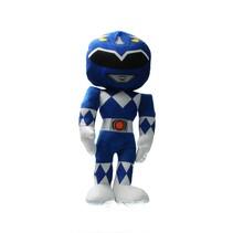Power Ranger knuffel 50cm blauw