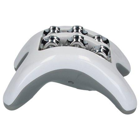 Banzaa Elektronische Voet Massage Roller – 15cm | Massage-Apparaat voor de Voeten | Massage Toestel voor de Voeten | Pedicure en Voetzorg