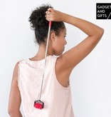 Banzaa Massage Roller met Uitschuifbare Stick – Triggerpoint Massage – Rood