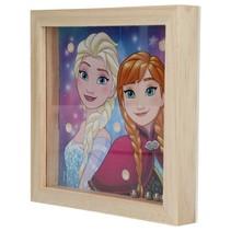 Disney Frozen Houten geduldsspel met 5 balletje