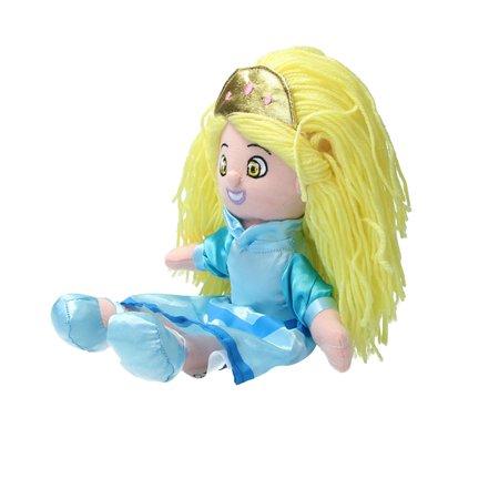 Efteling Knuffel pop assepoester sprookjesfiguur - knuffelpop - sprookje - disney -bekend van TV - 30CM - efteling