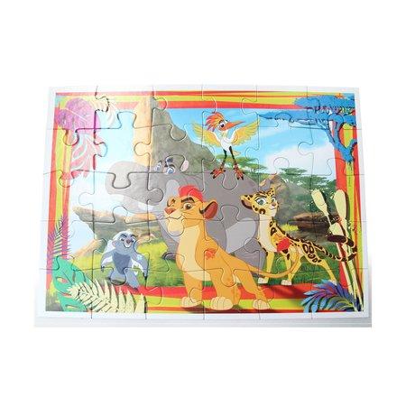 Clementoni Disney Super Kit 4-in-1, The Lion king, puzzel, memory en dominospel.