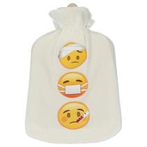 Warmwaterkruik met Zachte Overcoat Emoji Ziekenhuis