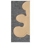 Cosy & Trendy Zachte Warmtekruik met Teddybeer 30x17cm | Kruik | Hittepit zak | Koelelement | Compressie