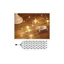 160 Indoor led lampjes Gordijn 190 cm