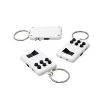 Fidget pad Anti stress set 3 stuks Flip en Click Keylight Wit-Zwart