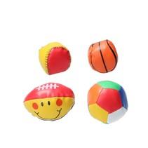 Banzaa zachte ballen sport set  voor baby's 4stuks