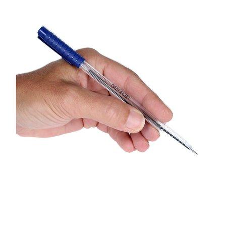 Pincello Pincello balpen Stylo pennen 3 kleuren set 12 stuks