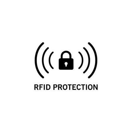 Banzaa RFID Beschermhoes – Anti Skimming Kaarthouder 10 Stuks – Voorkomt Elektronische Diefstal van uw Bankrekening – Zilverkleurig