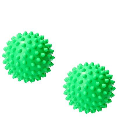 Banzaa Massagebal Professionele Triggerpoint Bal – 7cm – Lage dichtheid Massagestekels – Lacrossebal – Groen