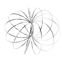 Magic flow ring  3D ringen set van 3 stuks 13cm