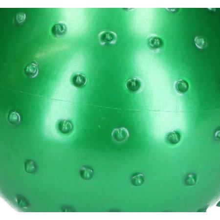Banzaa BDO Massagebal 2 stuks – 10cm – Ideaal voor Binnen – Speelbal Educatief Stevig – Stressbal – Groen