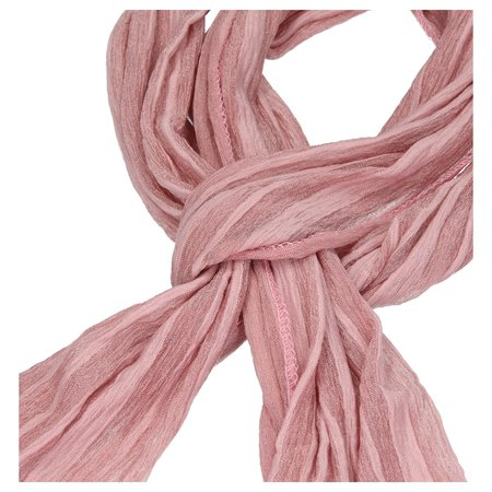 Banzaa Sjaal voor Dames Oudroze – 170cm   Stijlvolle Damessjaal   Shawl   Fashion Accessoire voor Vrouwen