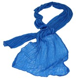 Banzaa Sjaal voor Dames Lichtblauw – 170cm | Stijlvolle Damessjaal | Shawl | Fashion Accessoire voor Vrouwen