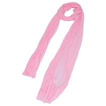 Sjaal voor Dames Roze – 170cm