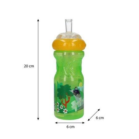 Nuby Nuby Drinkfles voor kinderen Wheelz Sport Sipper 300ML