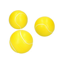 Stressbal Soft Density 3 Stuks – Sensomotorische Stimulatie – Anti Stress – Tennisbal