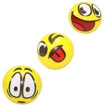 Emoji Stressbal 3 Stuks Medium Density