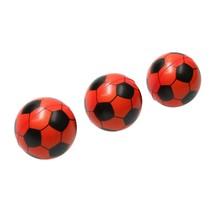 Stressbal Voetbal 3 Stuks Oranje