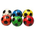 Banzaa Stressbal Medium Density Voetbal 3 Stuks – Sensomotorische Stimulatie – Anti-Stress – Groen