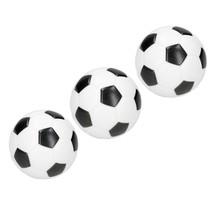 Stressbal Soft Density 3 Stuks – 7cm Voetbal