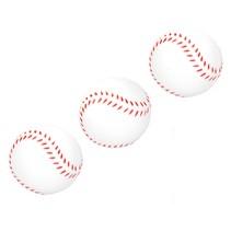 Stressbal Medium Density 3 stuks Baseball