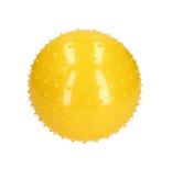 Banzaa BDO Speelbal Educatief – Ideaal voor Binnen – 25cm – Groot Formaat – Geel