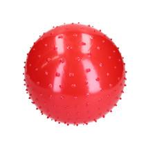 Banzaa Educatieve Stekelige Bal voor Baby en Kinderen 28 cm Rood