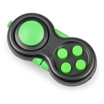 Calm Pad Fidget Pad – Wriemel Pad Zwart Groen