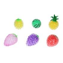 Orbeez Stress fruit set Verschillende fruit soorten 6 stuks