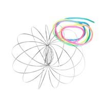 Magic flow ring  3D ringen set van 3 stuks 6cm