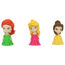 Disney Princess 4-delige 3D Gummen Set