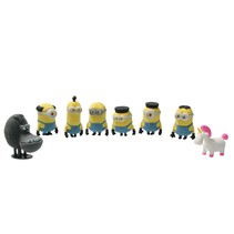 Despicable Me 3 Puzzelgom (8-pack)
