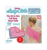 Banzaa Easy Reach Loofa Cloth Duo Pack – 2 Stuks – De Alles-in-één Full-Body Wasdoek – Bekend van TV