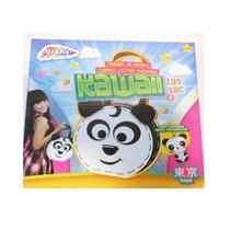 Maak je eigen Kawaii Panda Tas
