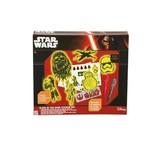 Star Wars Star Wars Glow in The Dark Stickerset – 30x25x6cm | Stickers Maken Let the Force Be With You | Kamer Decoraties Maken | Knutselen en Creativiteit voor Kinderen