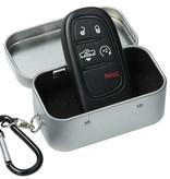 MetMaxx Autosleutel RFID Anti Diefstal Safe Box met karabijnhaak