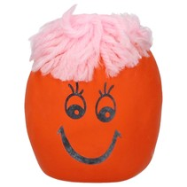Stressbal Kneedbaar Gezichtje Oranje