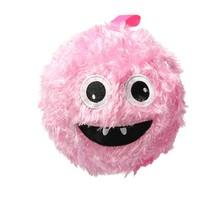 Kinderbal Vrolijk Gezichtje Roze