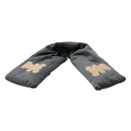 Cosy & Trendy Hals verwarmer met tarwevulling ‒ Warmte kruik  60cm