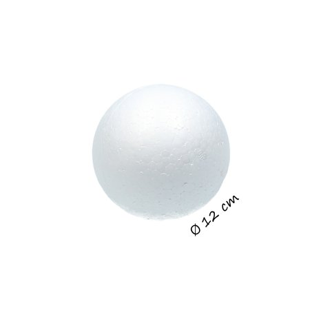 Banzaa  Piepschuim Ballen 12cm Styrofoam 3 Stuks