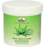 Pullach Hof Aloë Vera Beschermende Huidcréme - 250 ML | Te gebruiken als Gezichtscréme, Dagcréme en Bodycréme | Hydraterende Creme voor Vrouwen en Mannen met Droge en Normale Huid