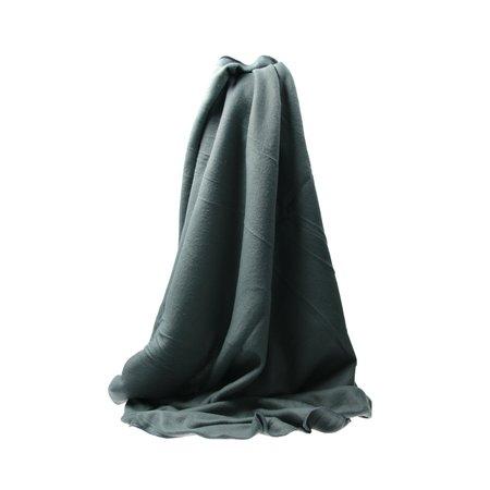 Banzaa Fleece deken - plaid - 120x160cm Rood