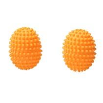 Wasdroger Ballen  neutralengeur 2 Stuks – 8cm   Droger Geur Ballen   Wassen en Drogen van Kleding