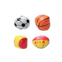 Banzaa zachte ballen sport set voor kinderen 4 stuks
