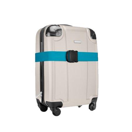 Banzaa Banzaa Kofferriemen – Bagage Beveiligen – Kofferband 190cm – 3 Stuks Roze