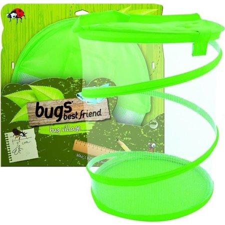 Bugs Best Friend Bugs Best Friend Insectendorpje – 29x27x1cm | Speelgoed voor in de Tuin | Vlinders en Lieveheersbeestjes ontdekken voor Kinderen