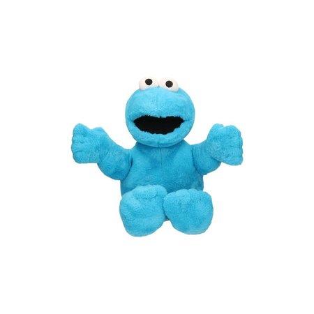 Sesamstraat Sesamstraat pluche knuffel Koekiemonster 63 cm speelgoed - Sesamstraat figuren cartoon knuffels voor kinderen